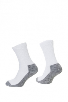 SH01783 - Scholl Comfort Cotton HOME Men Crew_whitegrey