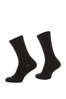 SH01743 - Scholl Wool and Dry Ladies Crew_black